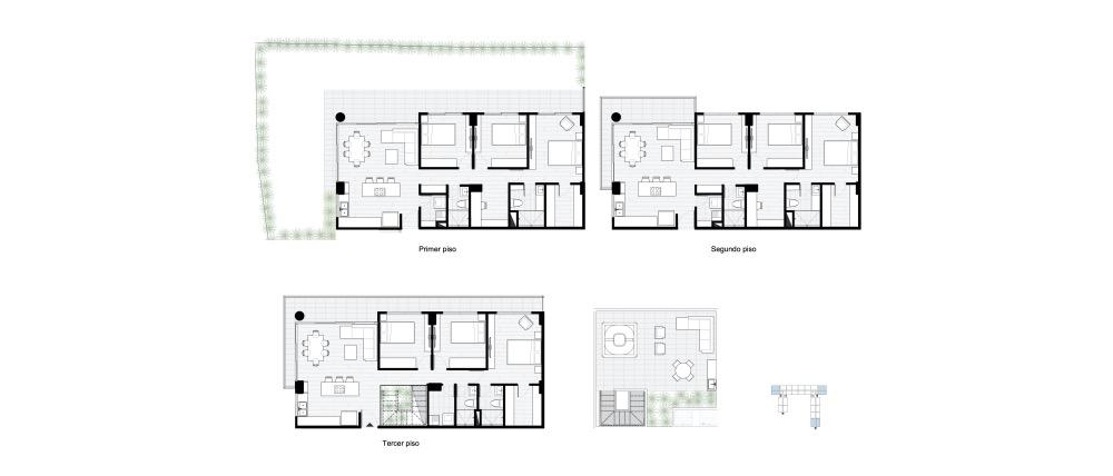 Planos del proyecto Celeno